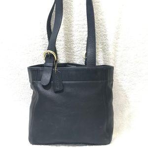 Vintage Coach 4157 Waverly Buckle Shoulder Bag